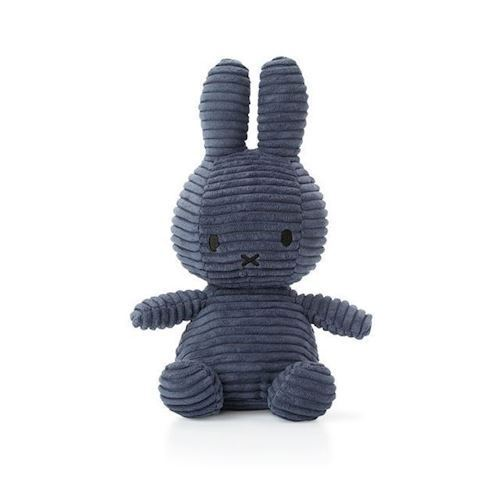 Image of   Miffy bamse blå, 24cm