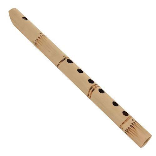 Image of   Bambus fløjte, 30cm
