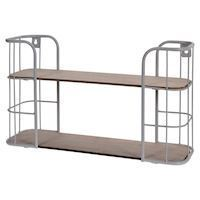 Baker rack White 2 shelves