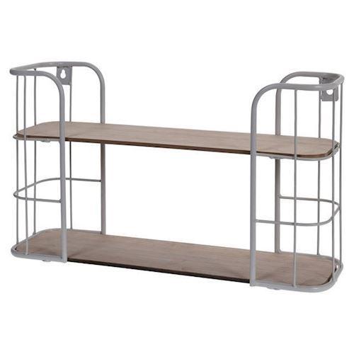 Image of Baker rack White 2 shelves (8719202468939)
