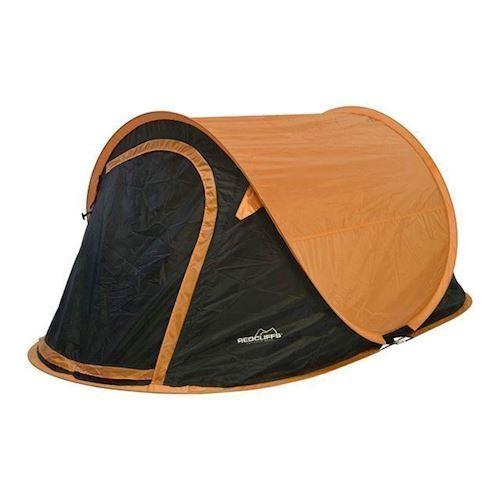 Image of   Pop op telt orange