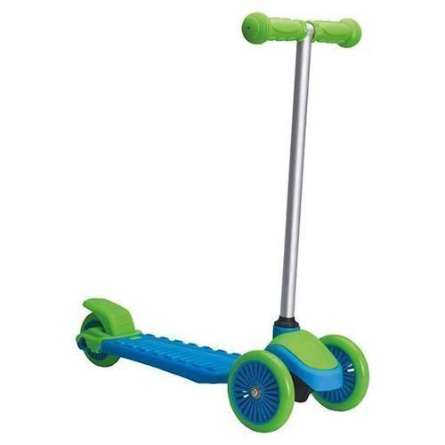 Trehjulet Cykel, Blå/grøn