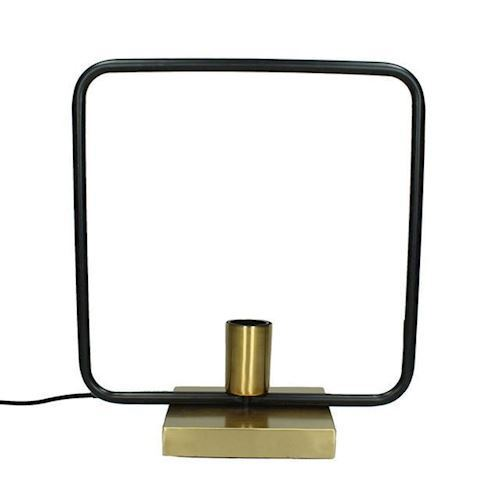 Image of Bordlampe i metal (8719533025481)