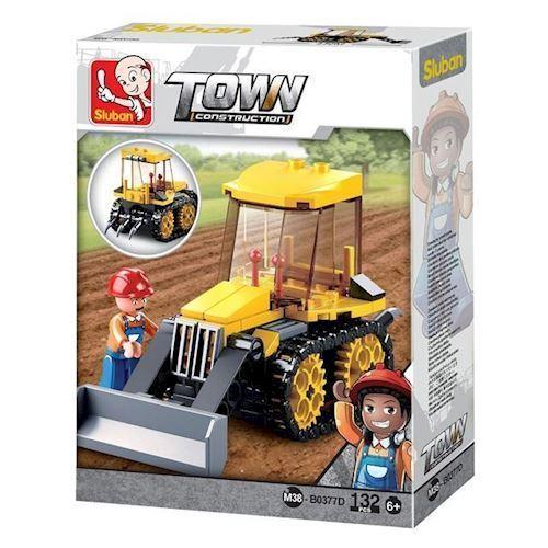 Image of Sluban Town Bulldozer (8719558070152)