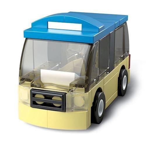 Image of Sluban Builder 4 - Bus (8719558070510)