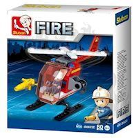 Sluban Fire brandhelikopter