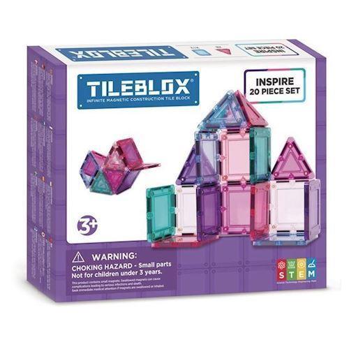 Image of Magformers Tileblox Inspire, 20 dele (8809465534042)