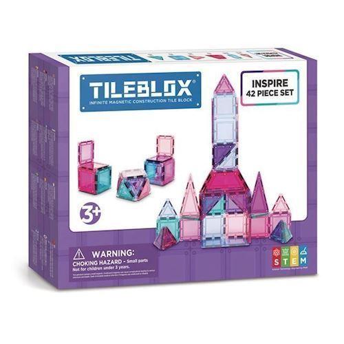 Image of Magformers Tileblox Inspire, 42 dele (8809465534059)