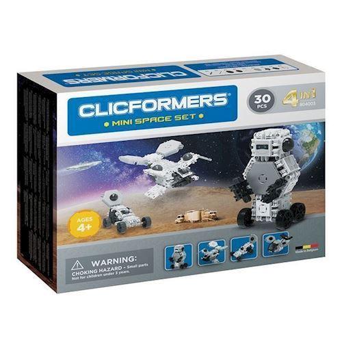 Image of Clicformers Mini Rumrejse sæt 30 dele (8809465534172)