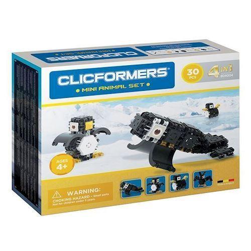 Image of Clicformers små dyr -30 dele (8809465534189)