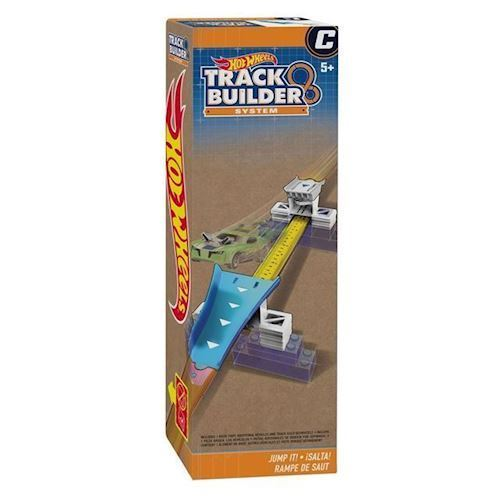Image of   Hot Wheels Track Builder - Jump It