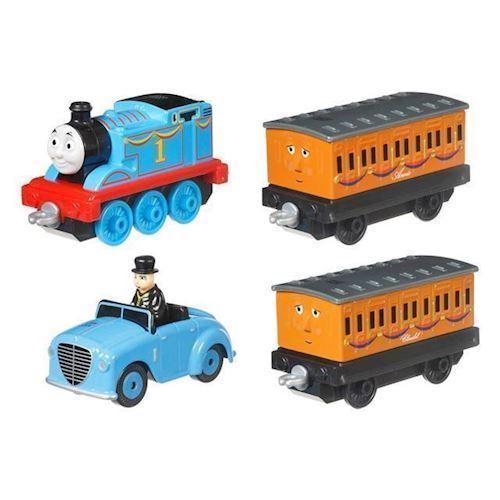 Image of Thomas tog, togsæt (887961402544)