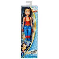 DC Superhero Girls, aktions figur med Wonder Woman