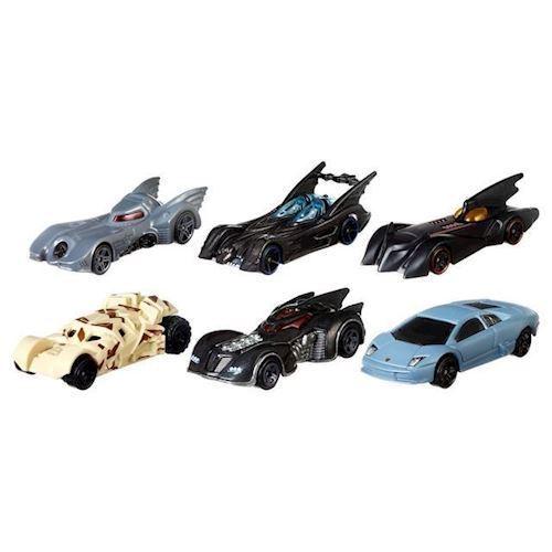 Image of Hot Wheels bil BATMAN (887961545685)