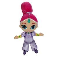Fisher Price Shimmer & Shine bamse, Shimmer