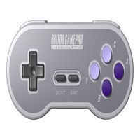 8Bit Do Sn30 24G Wireless Gamepad Pc
