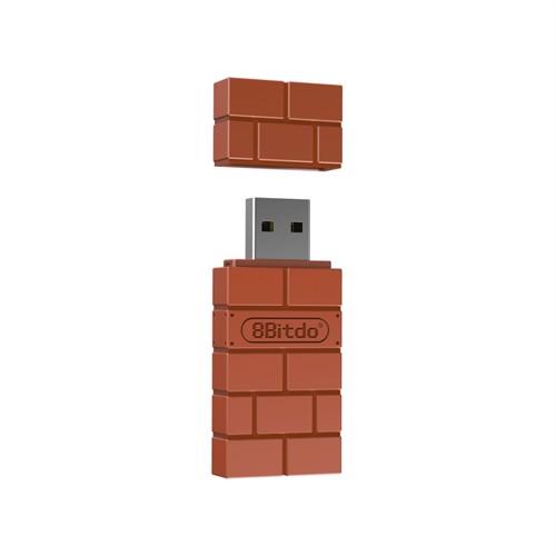 Image of 8Bit Do Wireless Bluetooth Adapter Nintendo Switch (6922621500285)