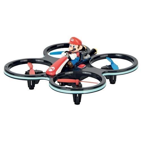 Image of   Carrera fjernstyret - Mini Mario Quadrocopter