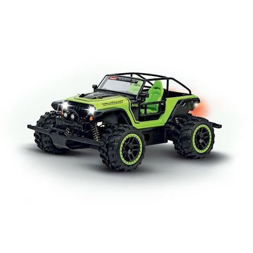 Image of Carrera Profi fjernstyret bil Jeep Trailcat (9003150109822)