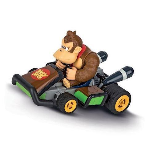 Image of   Carrera fjernstyret bil - Super Mario Kart Donkey Kong