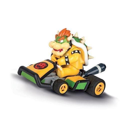 Image of   Carrera fjernstyret bil - Super Mario Kart Bowser