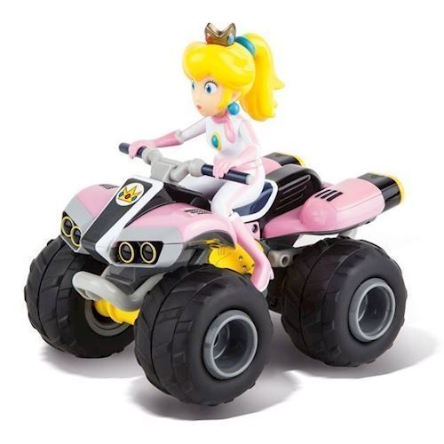 Image of   Carrera RC - Super Mario Kart Princesse Peach Quad
