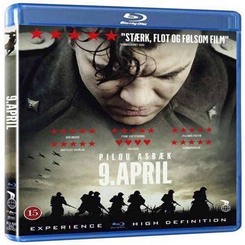Image of 8 APRIL Blu-ray (5708758706674)