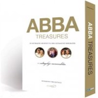 Abba Treasures – bog & CD