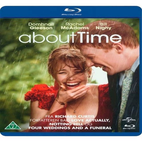 Image of About Time Blu-ray