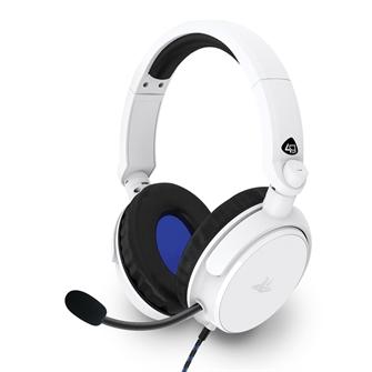 Billede af ABP PRO50 PS4 Stereo Gaming Headset White
