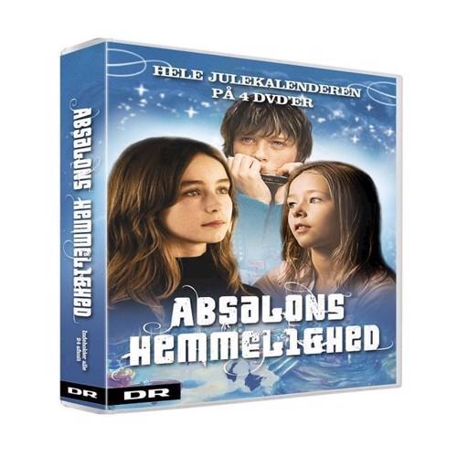 Image of Absalons Hemmelighed DVD (5705535055871)