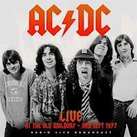 ACDC - Best of Live At The Waldorf, San Francisco September 3, 1977 - Vinyl