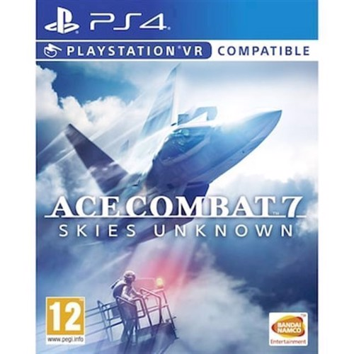 Image of Ace Combat 7 Skies Unknown - PS4 (3391891993111)