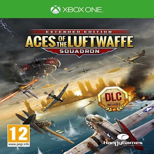 Image of Aces of the Luftwaffe - PS4 (9120080073686)