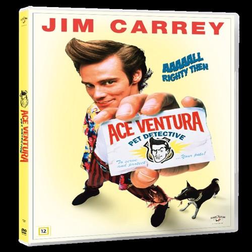 Image of Ace Ventura : Pet Detective - DVD (5709165706028)