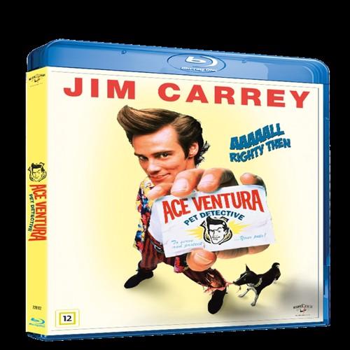 Image of Ace Ventura : Pet Detective - Blu ray - Blu-ray (5709165226120)