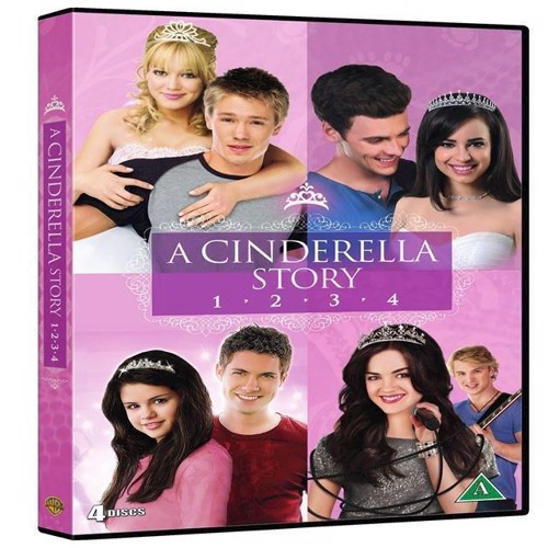 Image of A Cinderella Story 14 DVD