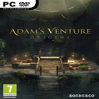 Image of Adams Venture Origins, PS4 (8718591182495)