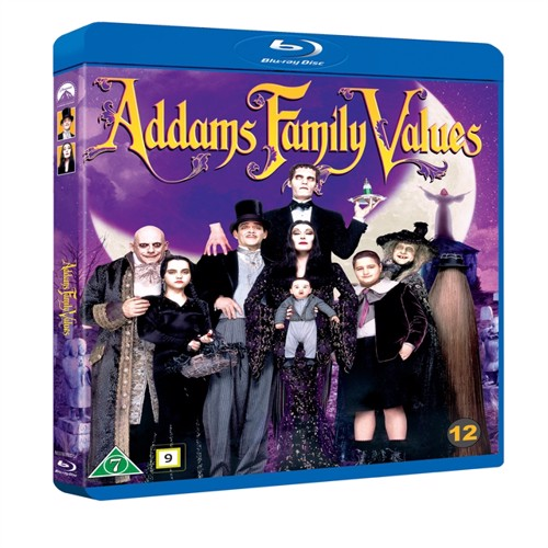 Image of Addams Family Values, Blu-ray