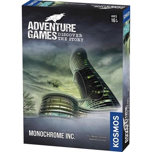 Image of Adventure Games: Monochrome (English) (KOS1446) (0814743014466)