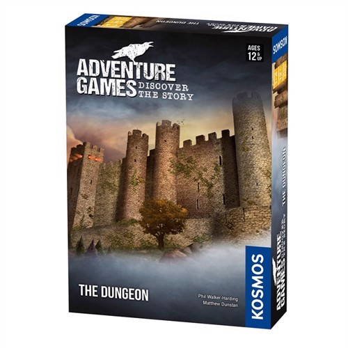 Image of Adventure Games: The Dungeon (English) (KOS1447) (0814743014473)