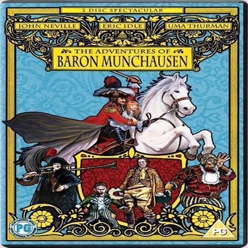 Image of Adventures of Baron Munchausen, The DVD