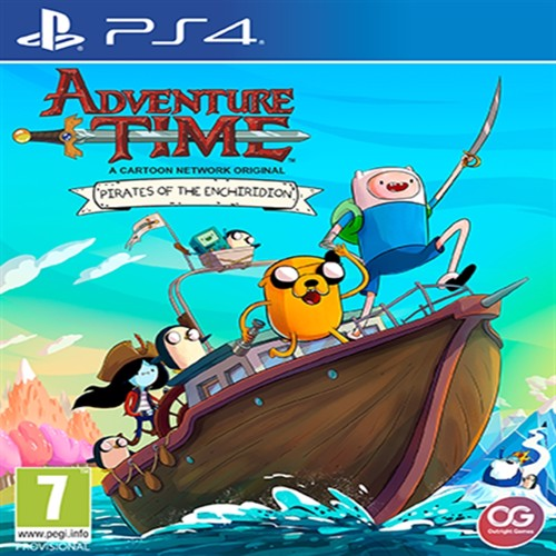 Image of   Adventure Time Pirates of the Enchiridion - PS4