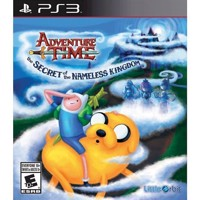 Adventure Time The Secret of the Nameless Kingdom - PS3
