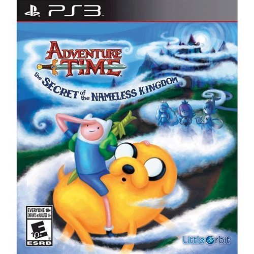 Image of Adventure Time The Secret of the Nameless Kingdom - PS3 (8154030103186)
