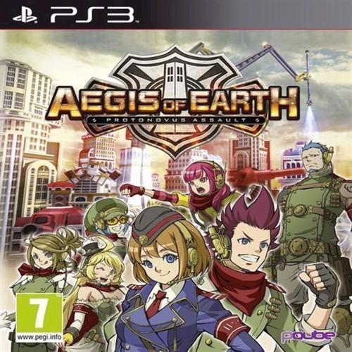 Image of   Aegis of Earth Protonovus Assault - PS3