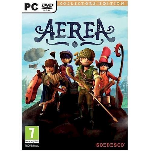 Image of   Aerea Collectors Edition - PS4