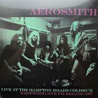 Aerosmith - Live At The Hampton Road Coliseum - Westwood One FM Broadcast - 2Vinyl