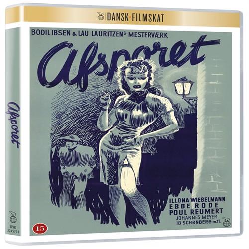 Image of Afsporet, DVD