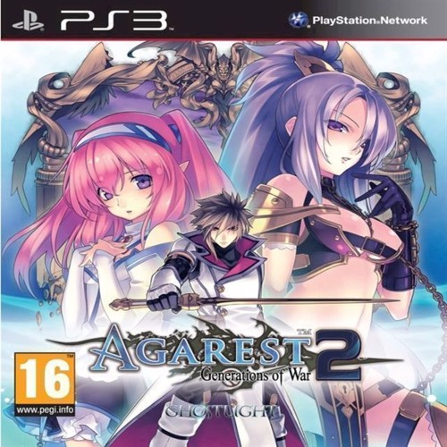 Image of Agarest 2 Generations Of War Playstation 3 - Ps3 (5036675014375)